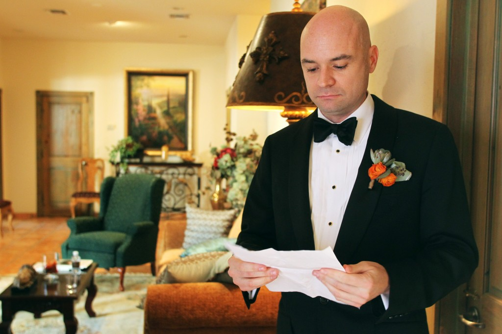 Thriller Villa Wedding