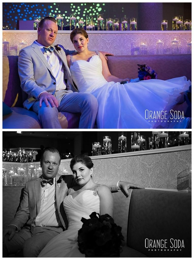Las vegas Tropicana Wedding