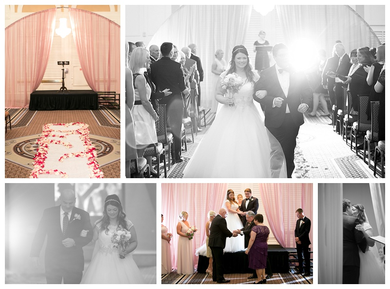 Flamingo Las Vegas wedding