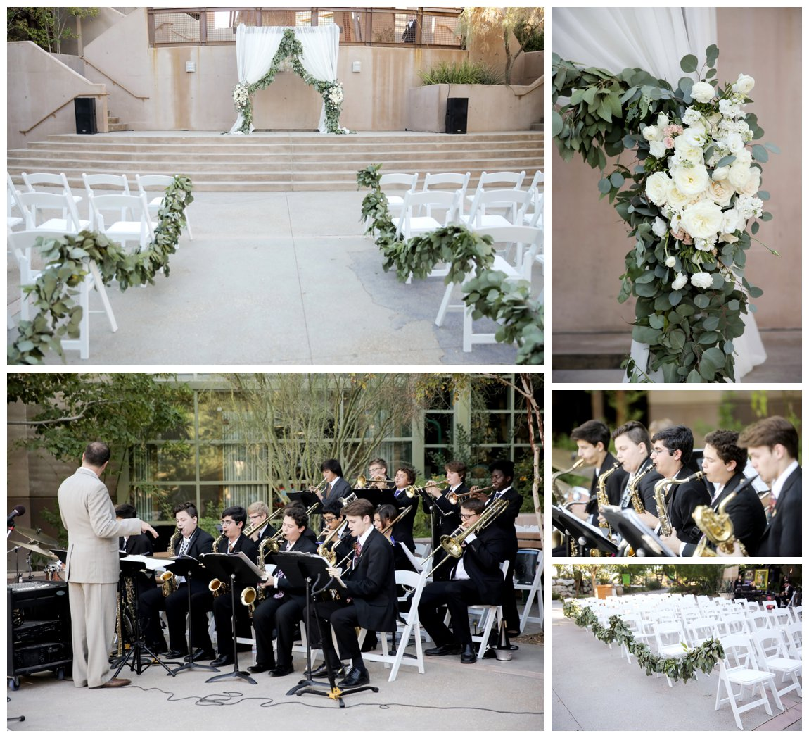 Springs Preserve Wedding