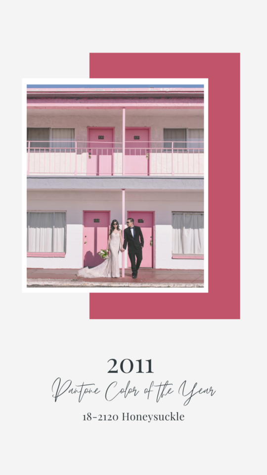 2011 Pantone Color of the Year